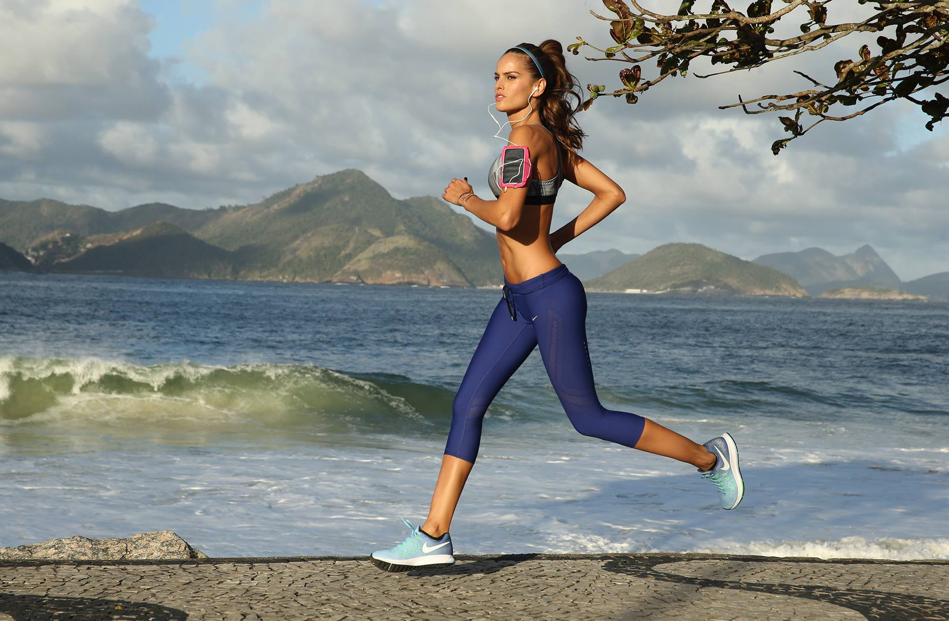 Бег спорт похудение