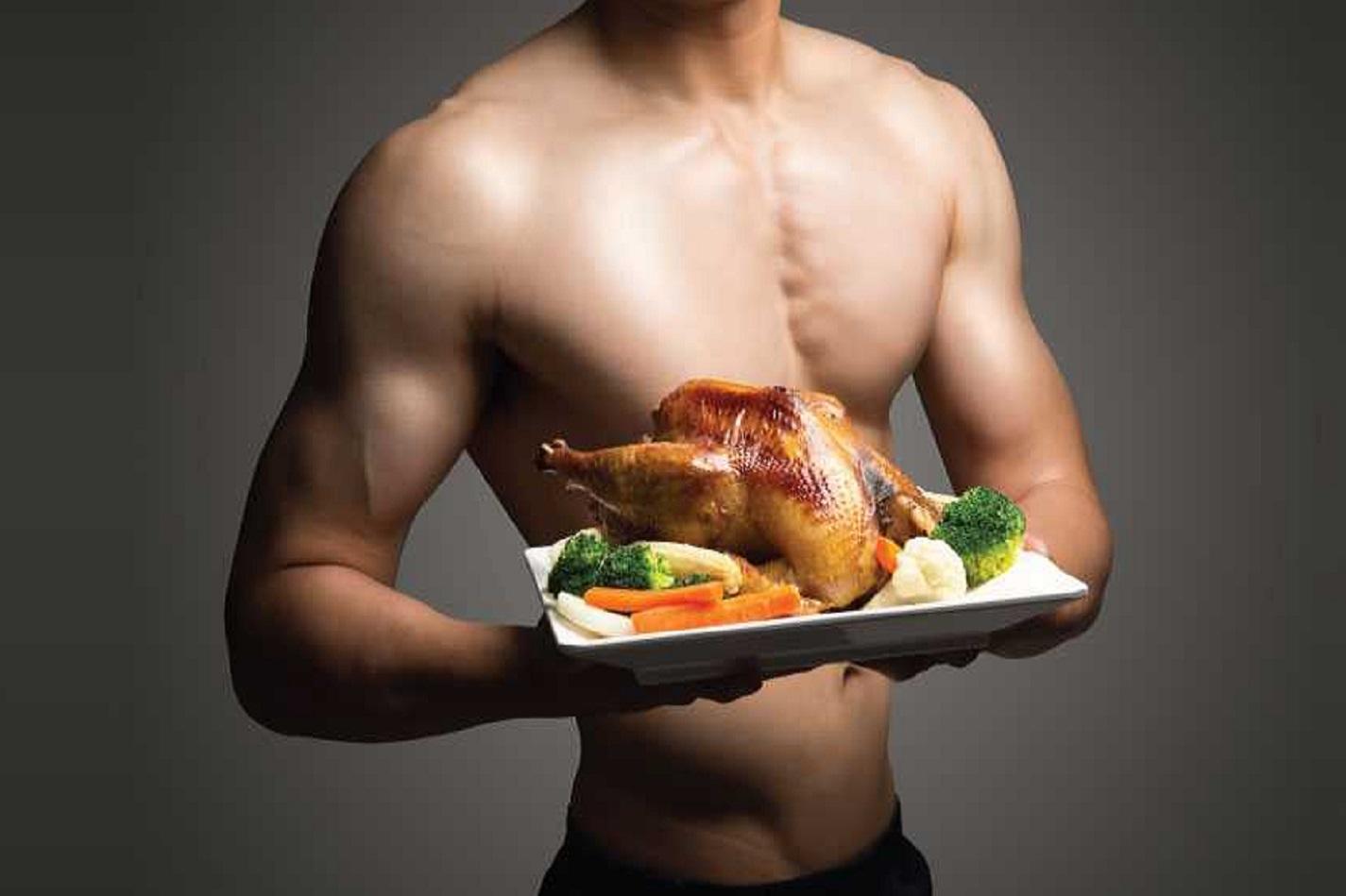 Углеводная диета для мышц