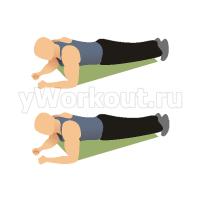 Упражнение «планка»