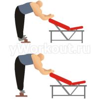 Упражнение «ослик»